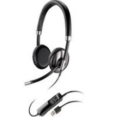 AUDIFONO CON MICROFONO DE DIADEMA PLANTRONICS C720 ALAMBRICA BINAURAL USB, - Garantía: 2  AÑOS -