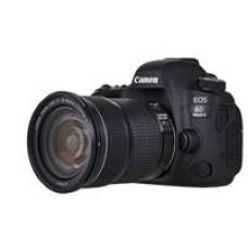 CAMARA CANON EOS 6D MARK II CON LENTE EF 24-105MM F/4L IS II USM, 26.2 MP, DIGIC 7, 6.5 CPS, 45 AF, GPS, FULL HD, - Garantía: 1 AÑO -