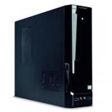 GABINETE ACTECK SLIM MICRO /MINI ATX/MINI ITX 450W NEGRO, - Garantía: 1 AÑO -