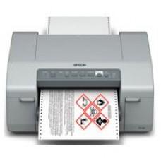 IMPRESORA DE ETIQUETAS EPSON GP-C831, INYECCION, PPM 13.6, USB. ETHERNET, - Garantía: 1 AÑO -