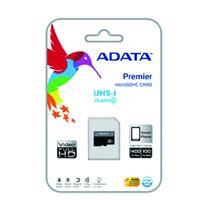 MEMORIA ADATA MICRO SDHC UHS-I 64GB CLASE 10 C/ADAPTADOR, - Garantía: 99 AÑOS -