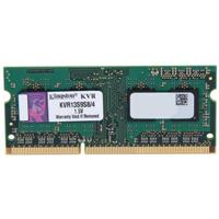 MEMORIA KINGSTON SODIMM DDR3 4GB PC3-10600 1333MHZ VALUERAM CL9 204PIN 1.5V P/LAPTOP, - Garantía: 99 AÑOS -