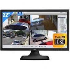 MONITOR DAHUA CCTV PROFESIONAL 22 PULG/1920X1080/BRILLO 200CD/M2/ANGULO 178 GRADOS/HDMI/VGA/BOCINA, - Garantía: 1 AÑO -