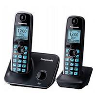 TELEFONO INALAMBRICO DECT 6.0, BASE + HANDSET, LCD (1.8 ILUMINACION COLOR AZUL), CALLER ID, - Garantía: 1 AÑO -